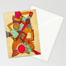 Semi Erratic Stationery Cards