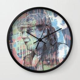 BRIAN JOHNSON - BOOGIE MAN Wall Clock
