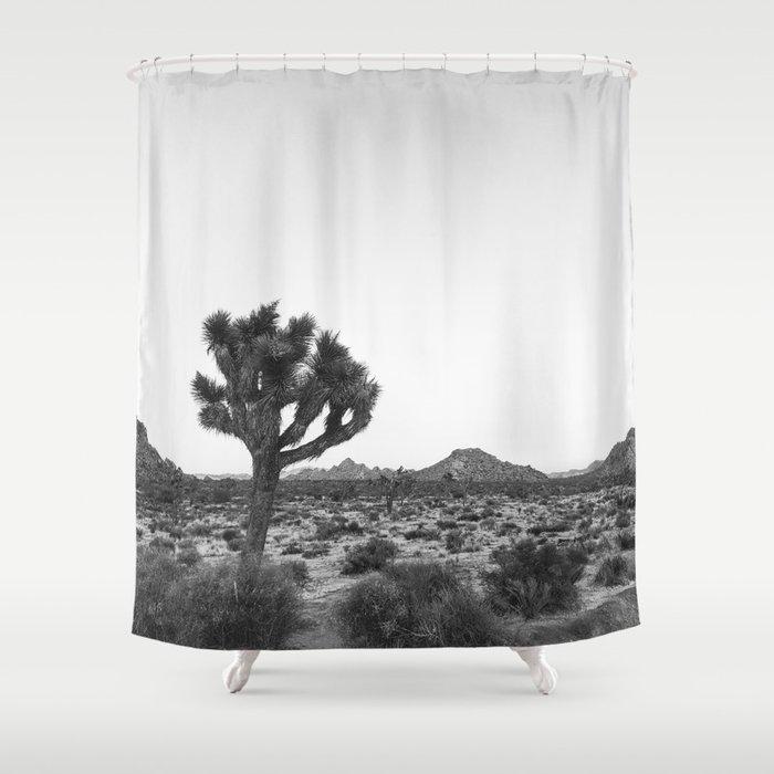 JOSHUA TREE / California Desert Shower Curtain