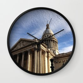 Pantheon (Paris) Wall Clock