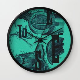 to see... Wall Clock