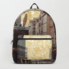 paris morning  Backpack