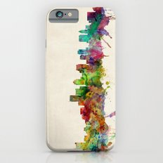 Boston Massachusetts Skyline iPhone 6 Slim Case
