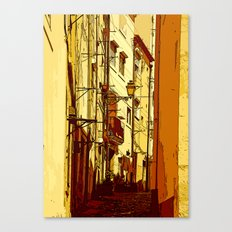 summertime 2 Canvas Print