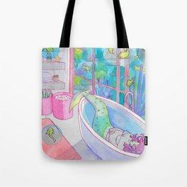 Bath (Mermay 2019) Tote Bag