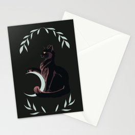 Moon's thief Stationery Cards