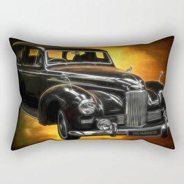 Humber Pullman Limousine Rectangular Pillow
