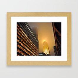 Wells Fargo Center - Minnesota Framed Art Print