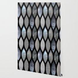 Silver Scales Wallpaper