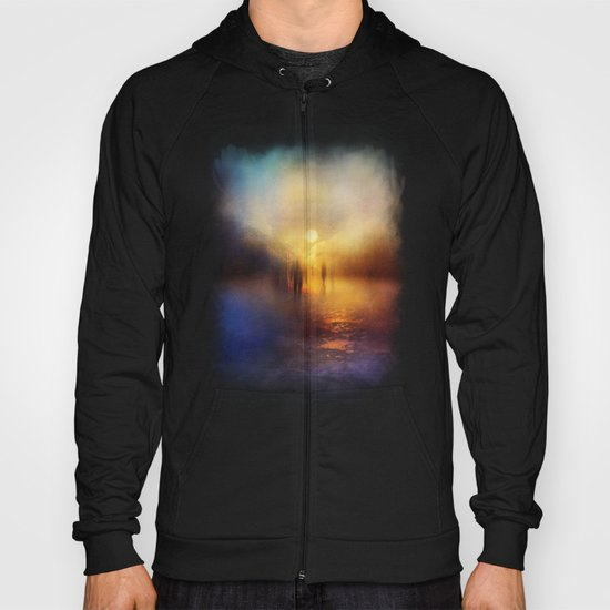 Light Echoes Hoody