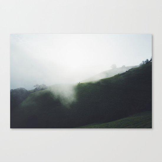 I stand alone Canvas Print