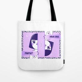 Censorship III Tote Bag