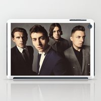 arctic monkeys iPad Cases featuring Arctic Monkeys by lastminutebinge