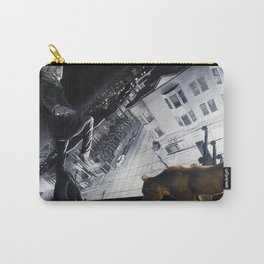 Ghost In The Darkness Carry-All Pouch
