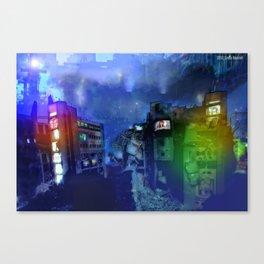 Old Ueno #12 Canvas Print
