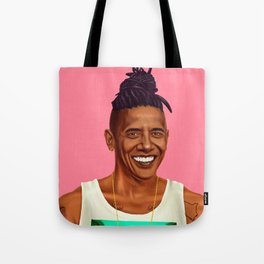 Hipstory - Barack Obama Tote Bag