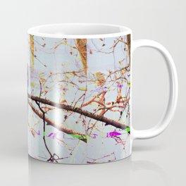 Multi Magpie Coffee Mug