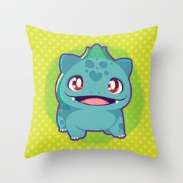 Bulba Throw Pillow
