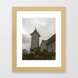 St. Ann's Framed Art Print