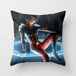 Samurai X- Genderbend Throw Pillow