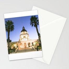 City Hall Pasadena California Stationery Cards