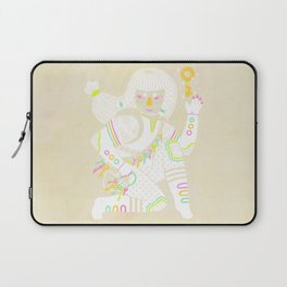 Keeper of the Keys Laptop Sleeve