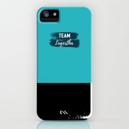 The Lagertha's Army II iPhone Case