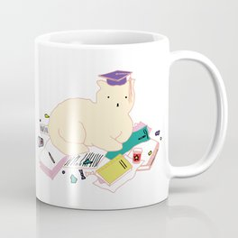 Clever Cat Coffee Mug