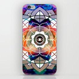 Atmospheric Mandala 035 iPhone Skin