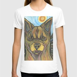 Junkyard Dog T-shirt