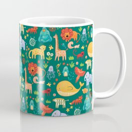 Animals Coffee Mug