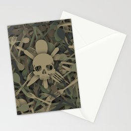 Special Eating Forces Stationery Cards