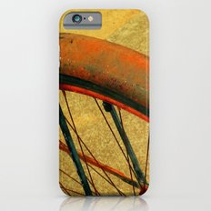 Vintage Bike Fall Home Decor Color Slim Case iPhone 6s