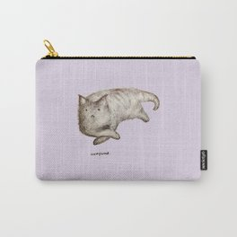 Unimpressed Cat Carry-All Pouch