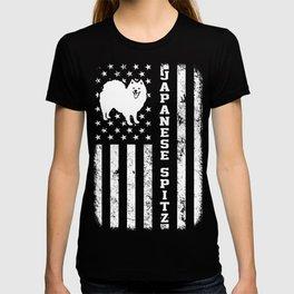 Japanese Spitz T-shirt