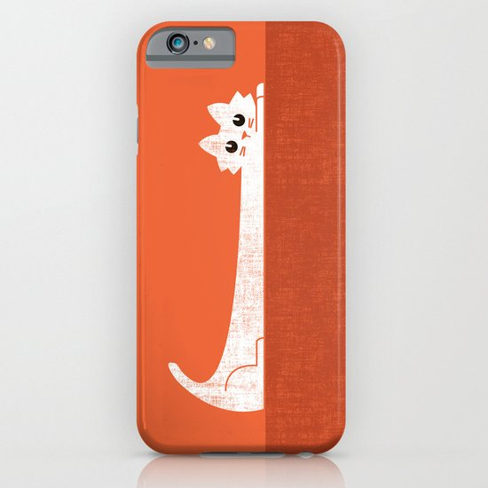 Mark's Superpower: cat Superstretch iPhone & iPod Case