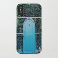 israel iPhone & iPod Cases featuring Israel Door by Sydney Loew
