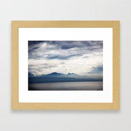 Lausanne Framed Art Print