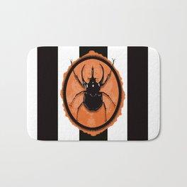 Juicy Beetle - Halloween Bath Mat