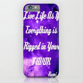 RuMI iPhone Case