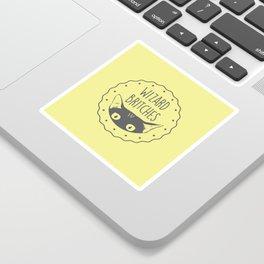 WIZARD BRITCHES Sticker