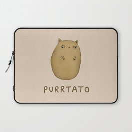 Purrtato Laptop Sleeve