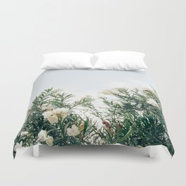 Neutral Spring Tones Duvet Cover