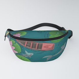 A moment of calm Fanny Pack