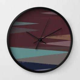 Patternwork XXXX Wall Clock