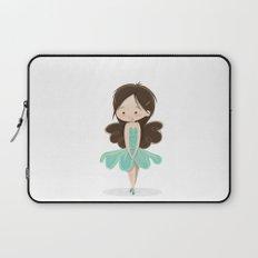 Little Ballerina Laptop Sleeve