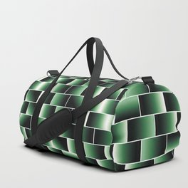 Green set of tiles - movie style Duffle Bag