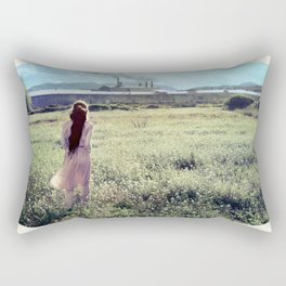 Gio, La vie en rose. Rectangular Pillow