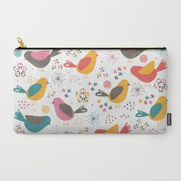 Quirky Chicks Carry-All Pouch