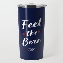 Election 2020 - Feel The Bern II Travel Mug